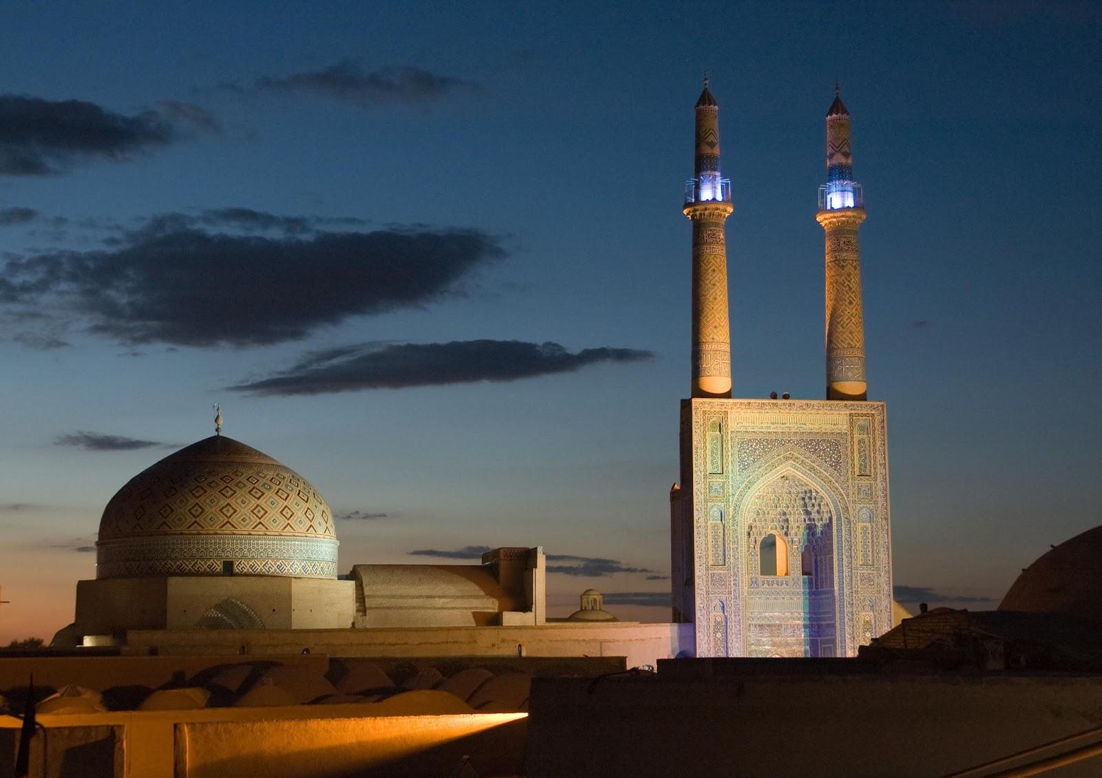 تفسير المسجد في المنام