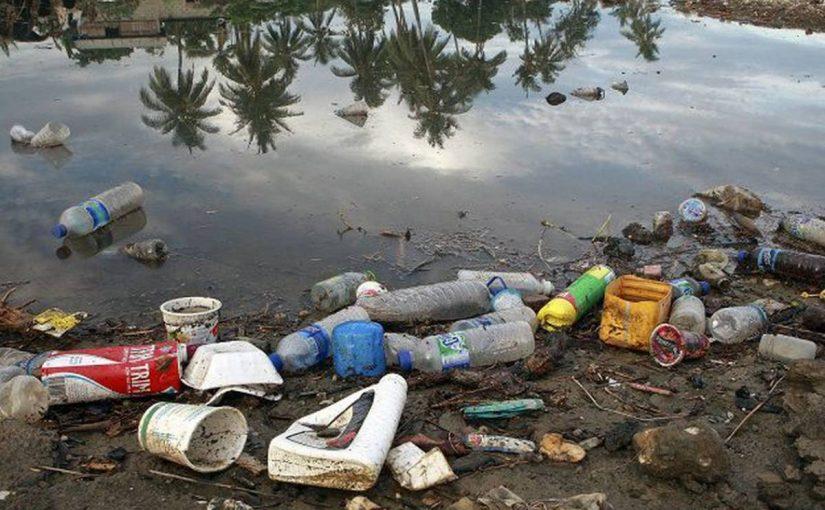 بحث حول تلوث الماء