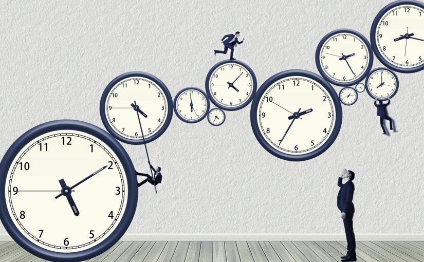 كيفية تنظيم الوقت