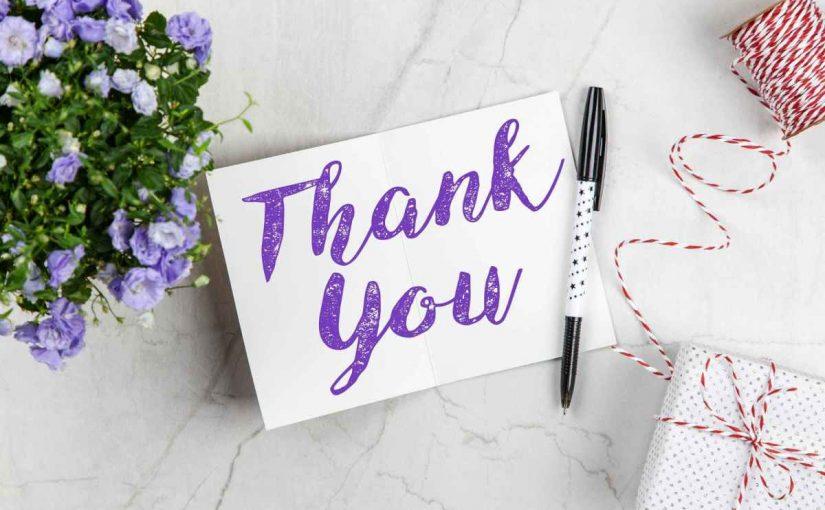 عبارات شكر وتقدير مختصرة