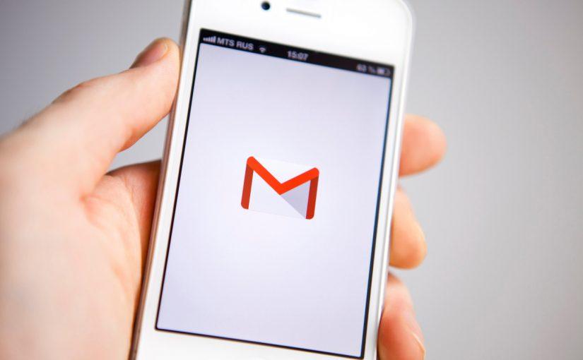 تسجيل دخول بريد الكتروني gmail من الهاتف