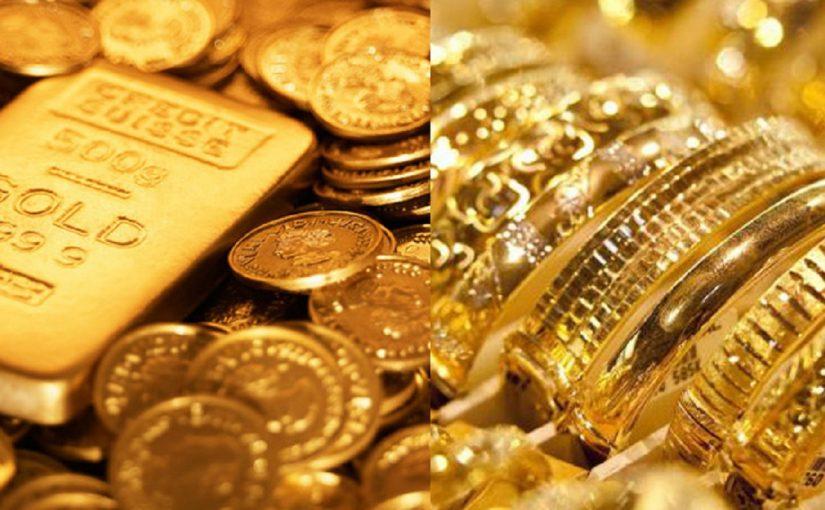 تعرف على أسعار الذهب الاثنين 19 أغسطس بالمملكة