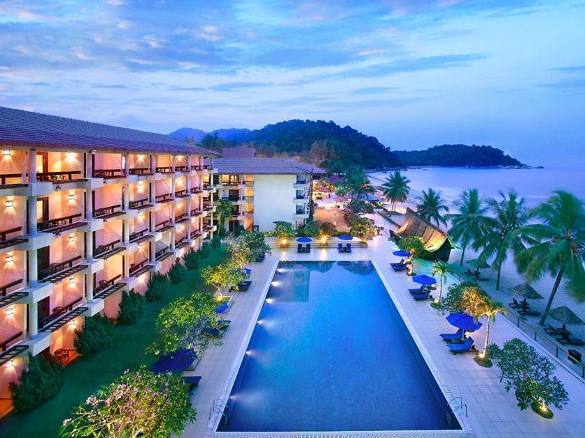 أحد الفنادق الماليزية