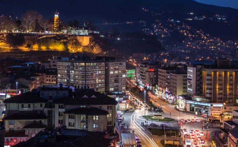 السياحة في تركيا بورصة