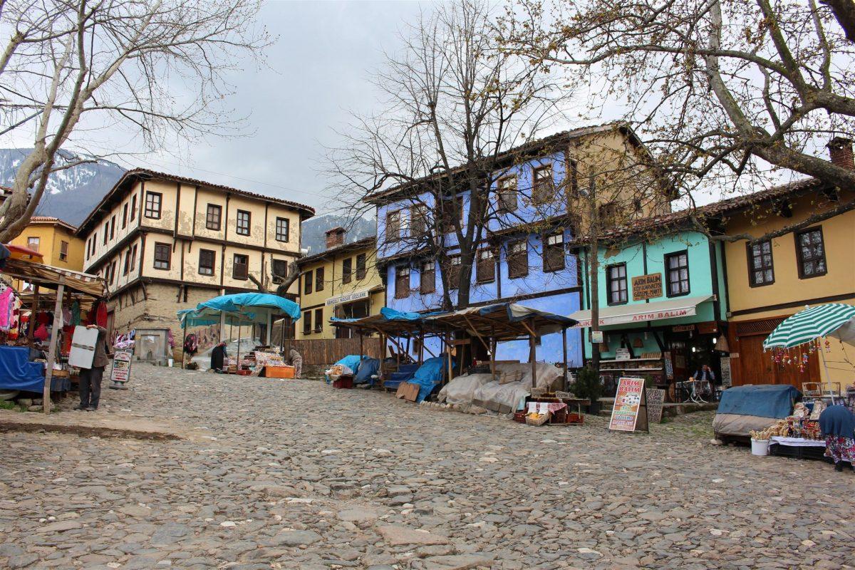القرية العثمانية