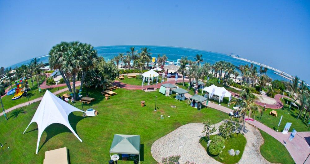 شاطئ نادي دبي للسيدات
