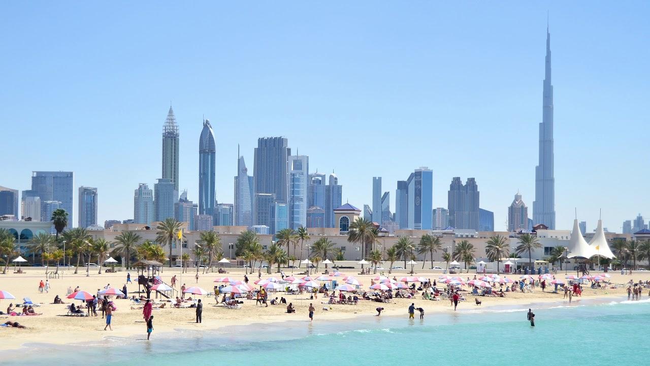 شاطىء دبي