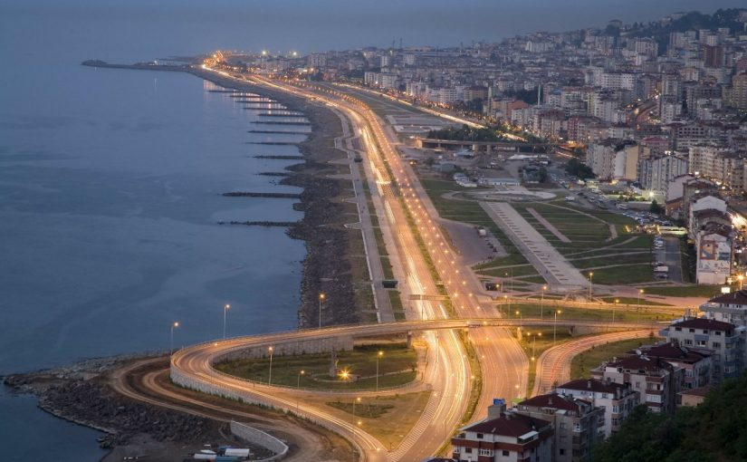 السياحة في تركيا طرابزون