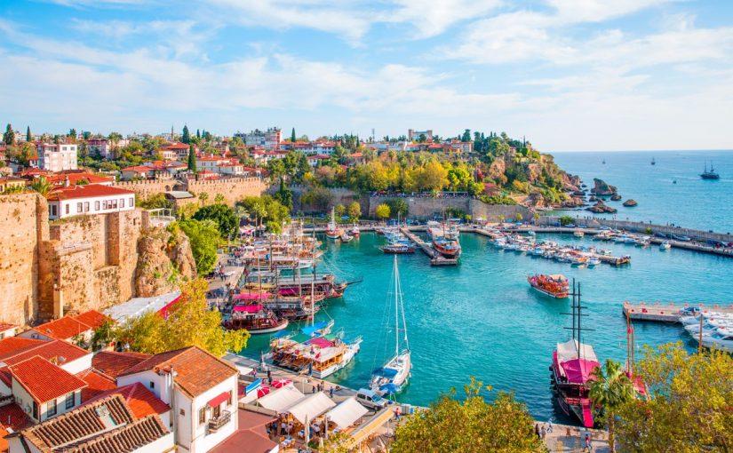 السياحة في تركيا أنطاليا