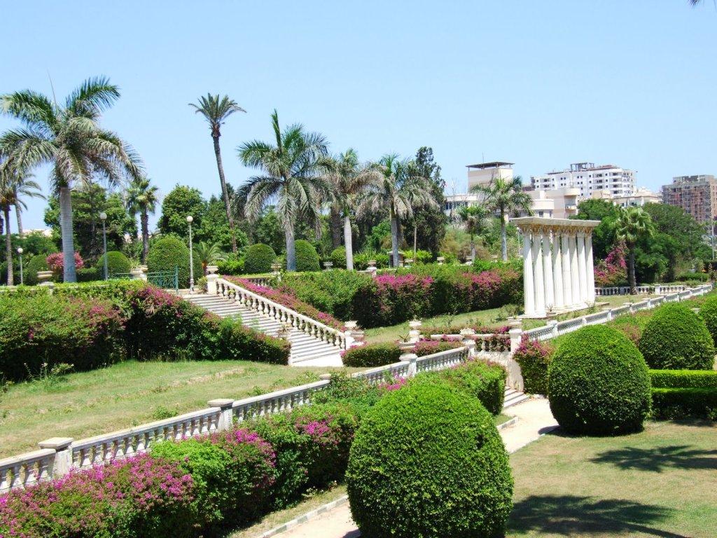 حدائق انطونيادس بالاسكندرية