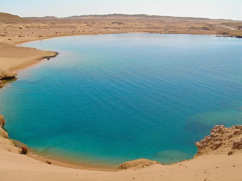 البحيرة المسحورة براس محمد