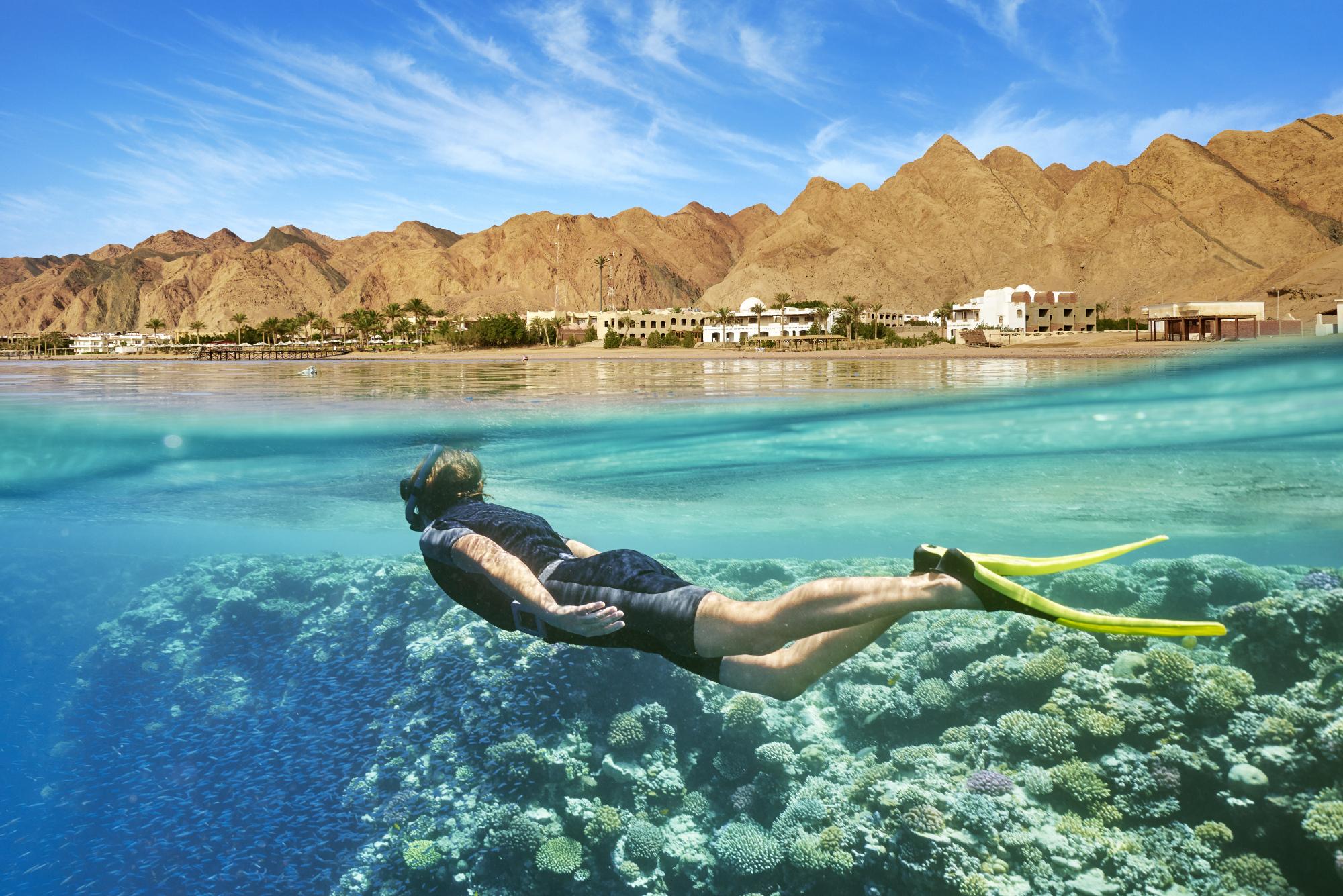 السياحة في مصر صيفاً