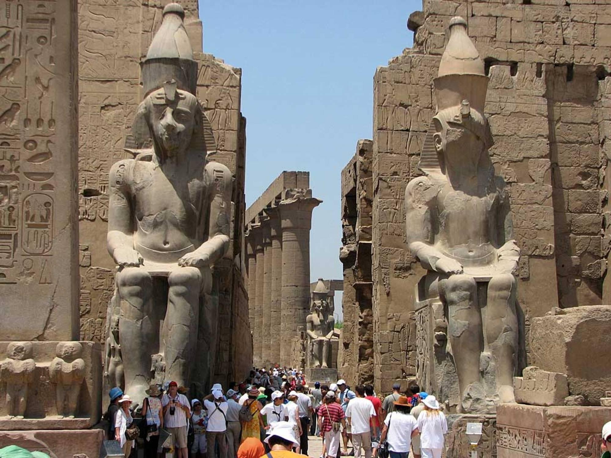 السياحة في مصر شتاءاً