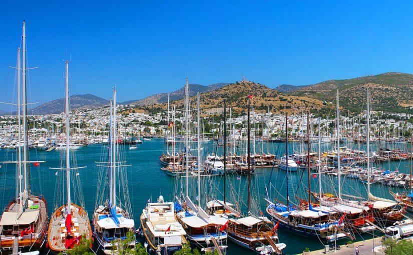 السياحة في تركيا بودروم