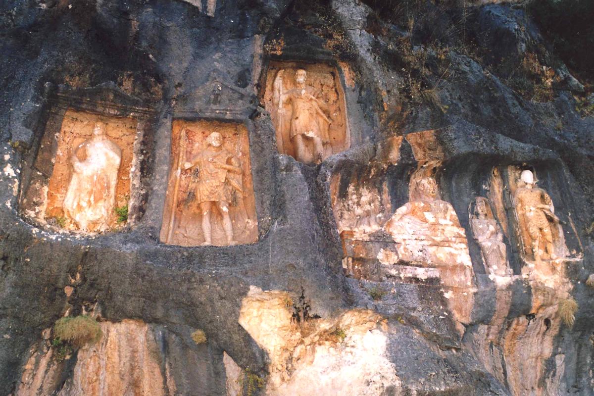 مدينة كاينتليس الأثرية