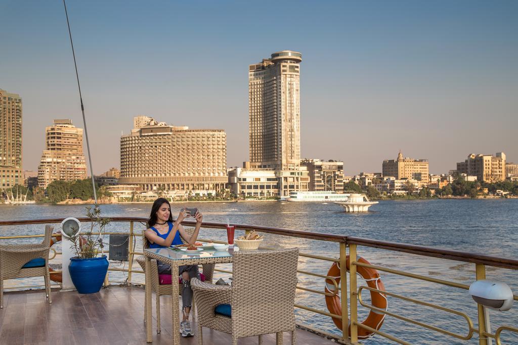 الرحلات النيلية في القاهرة