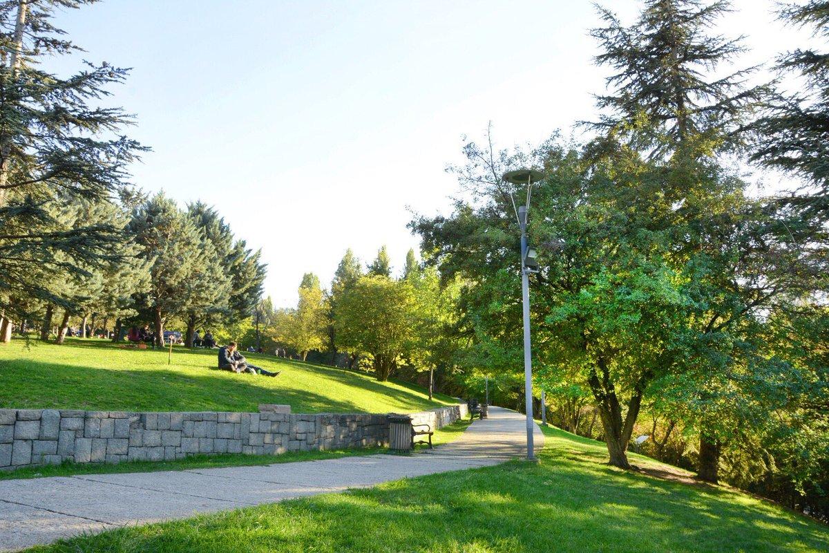 حديقة الـ 50 عام