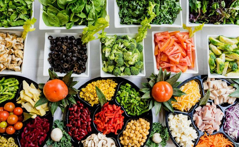 بحث حول التغذية