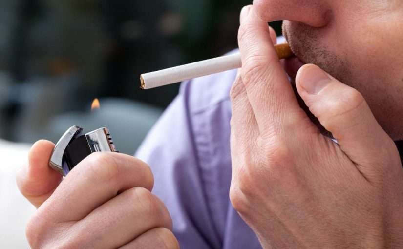 مقالة عن التدخين وأضراره