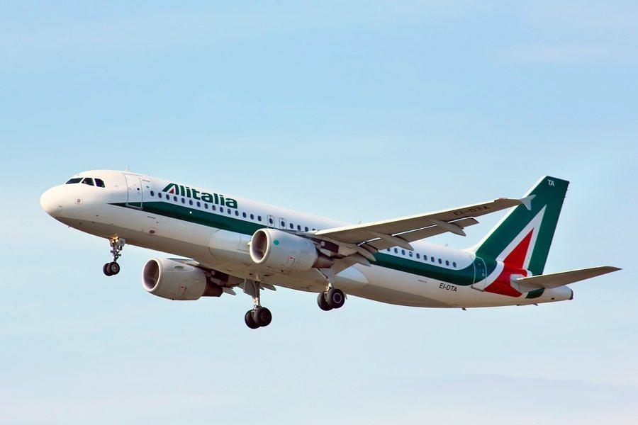 طيران إيطاليا