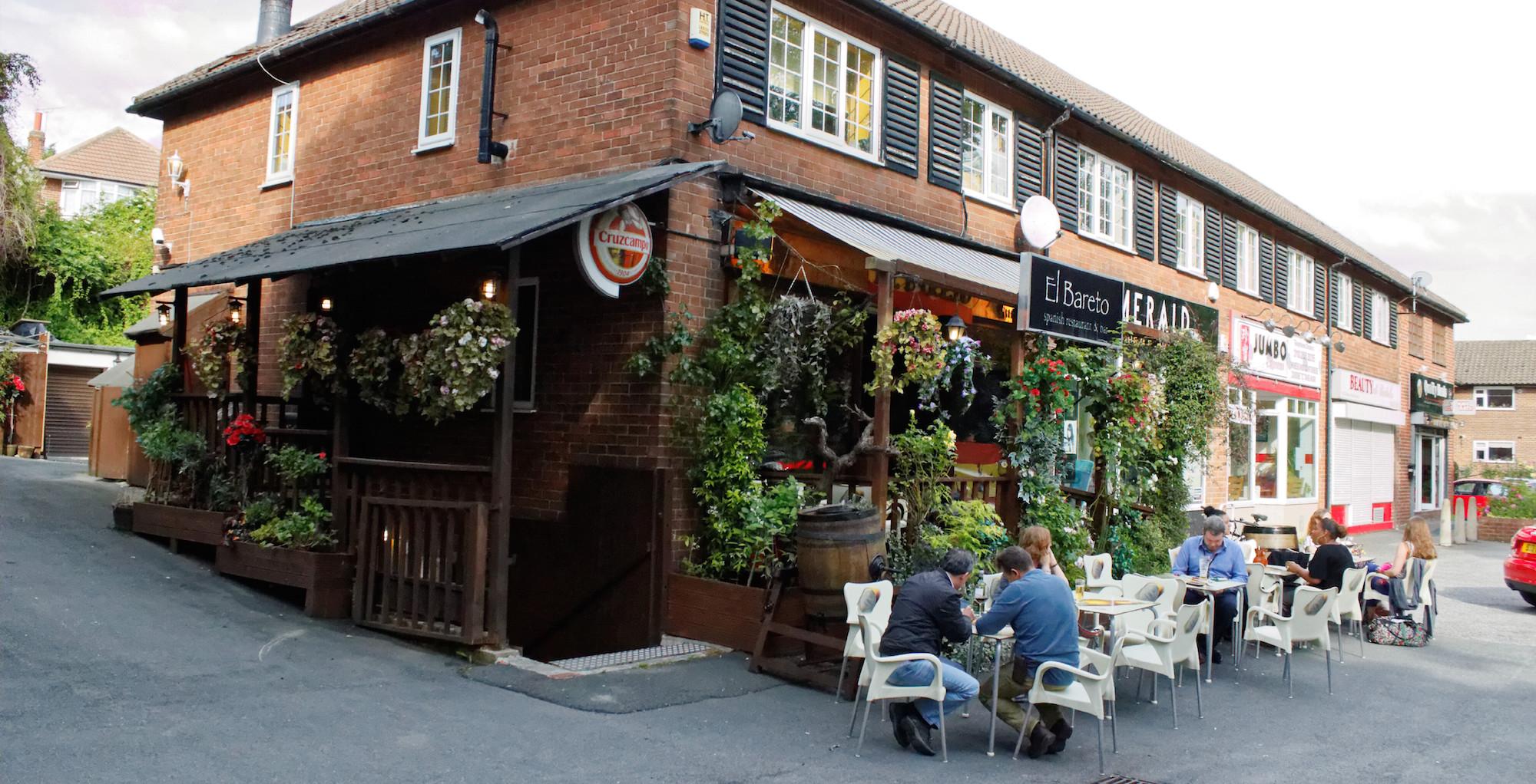 المقاهي في إيطاليا