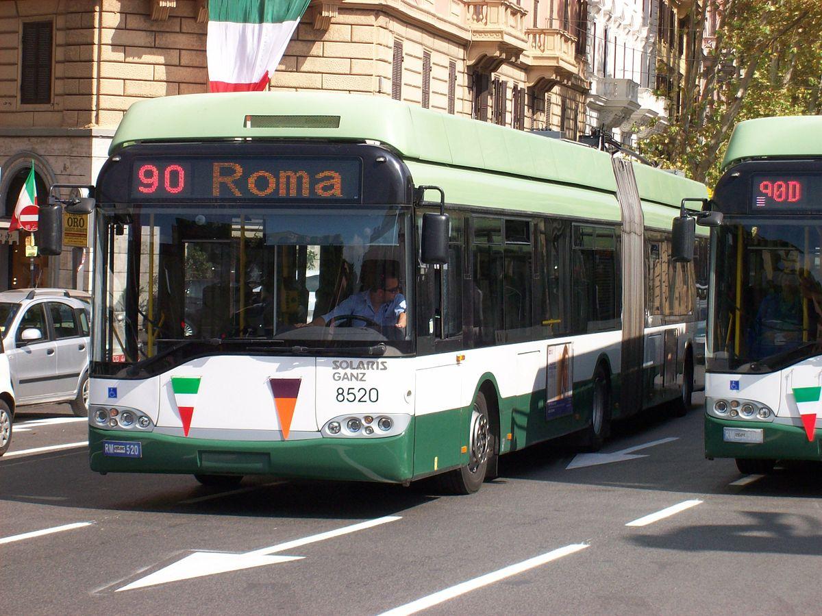 المواصلات في إيطاليا