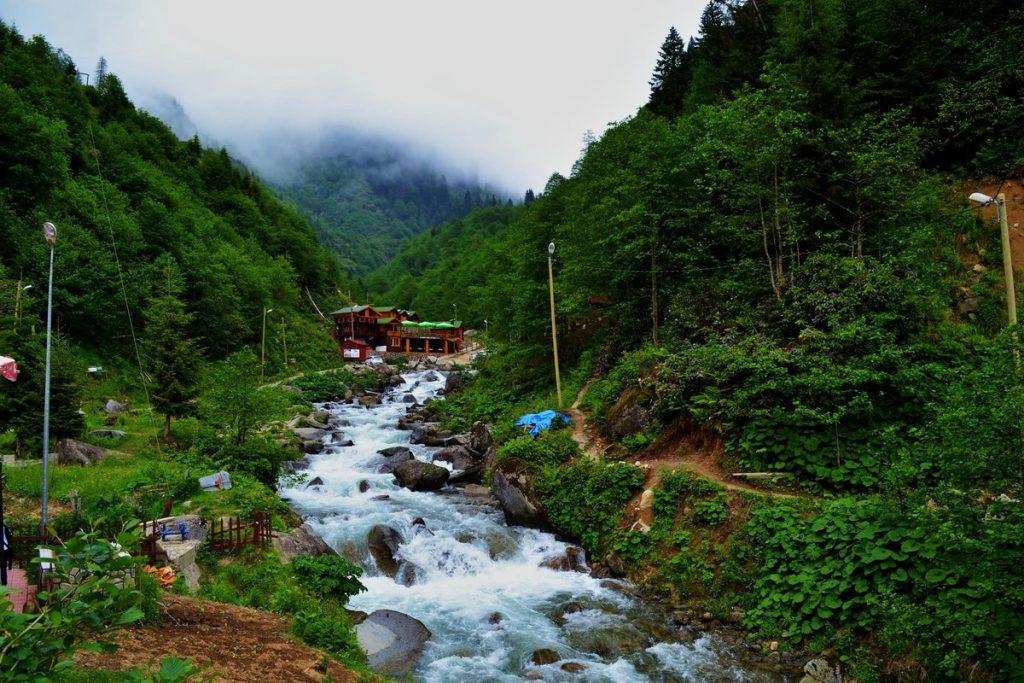 السياحة في تركيا ايدر