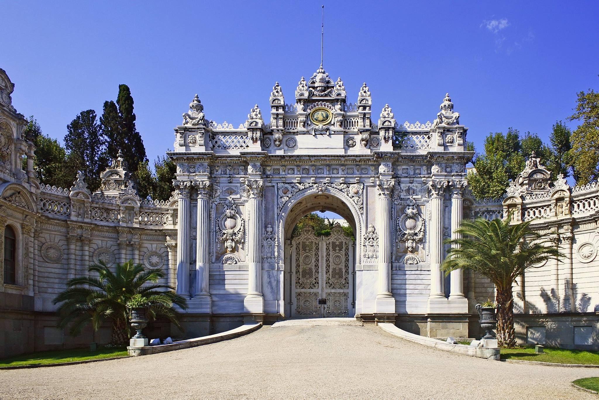 قصر دولمة باتشه