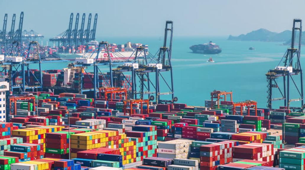 ميناء شتشين البحري