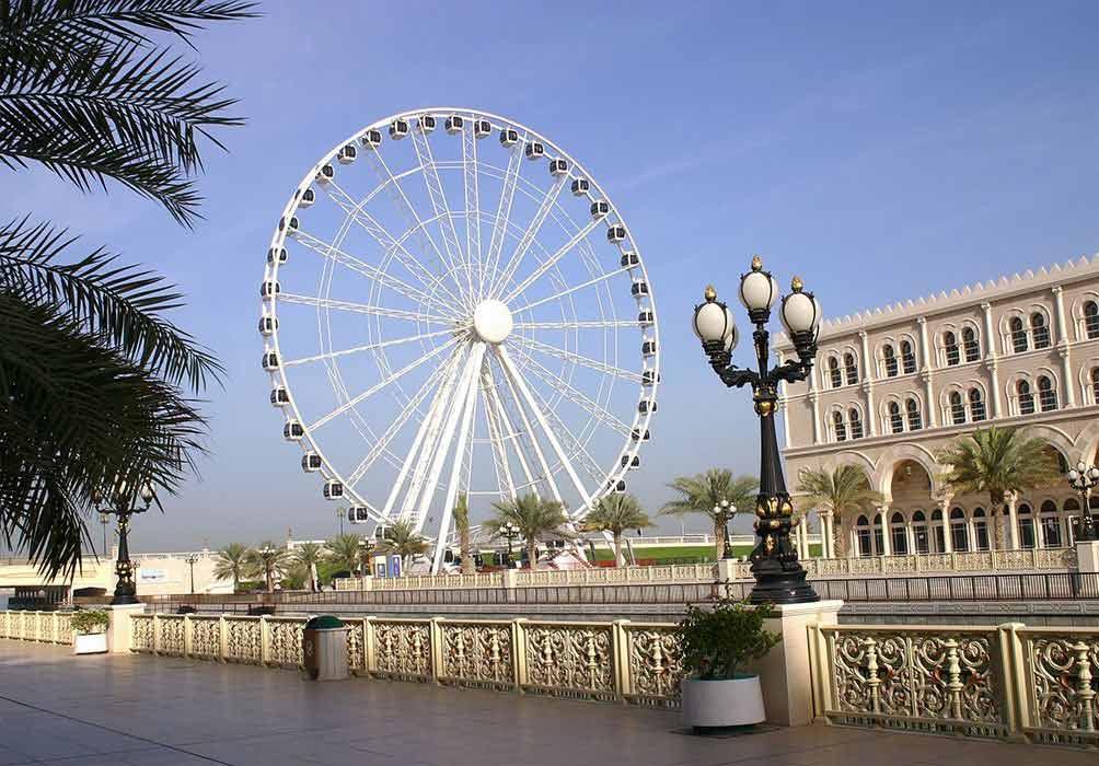 عجلة اتصالات عين الإمارات