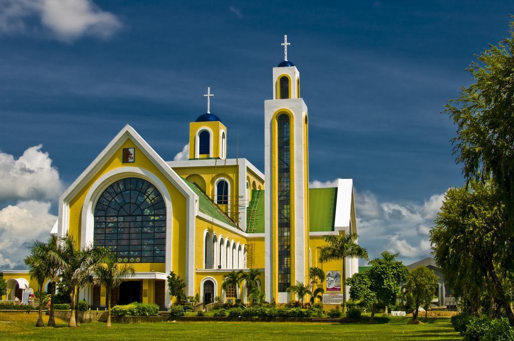 كنيسة Peñafrancia Basilica