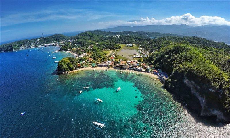 جزيرة ميندورو في الفلبين