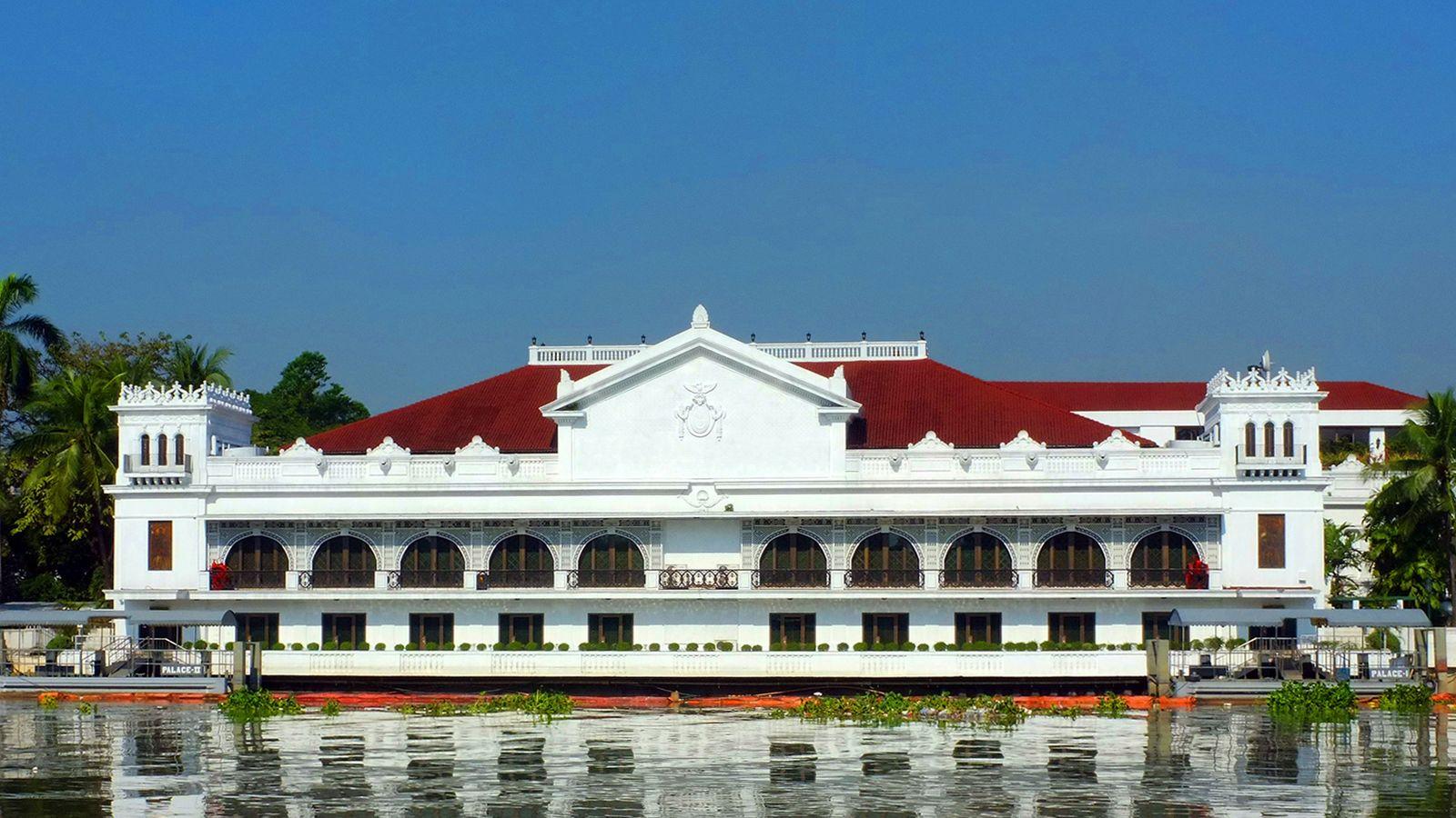 قصر مالاكانانج في الفلبين
