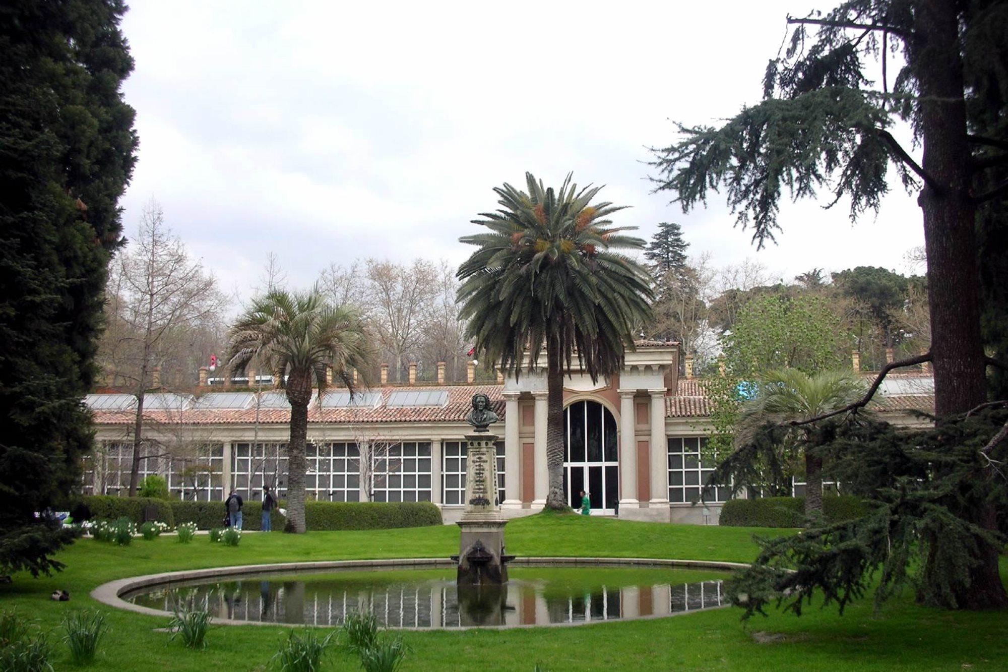 الحديقة الملكية النباتية