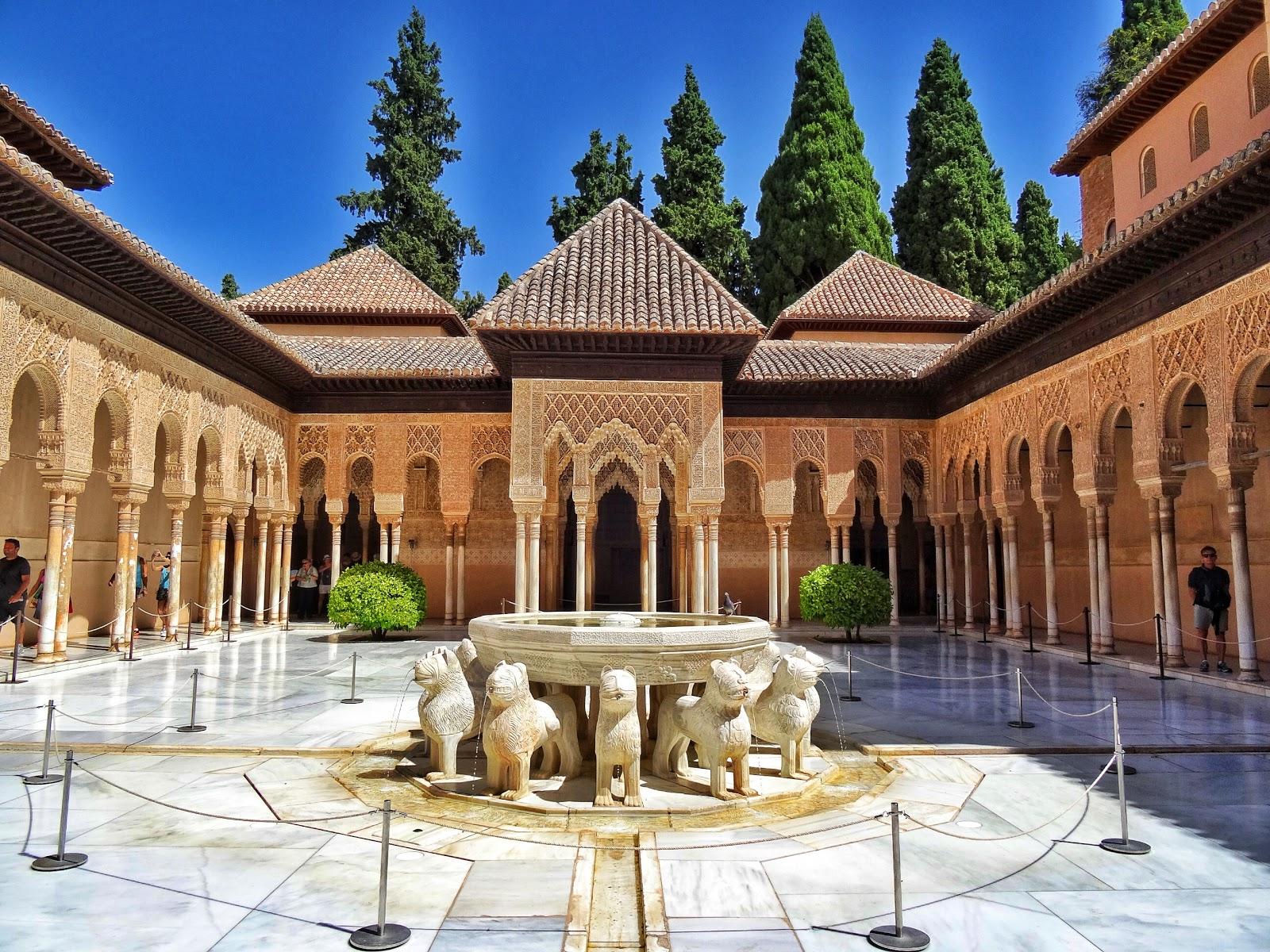 قصر الحمراء
