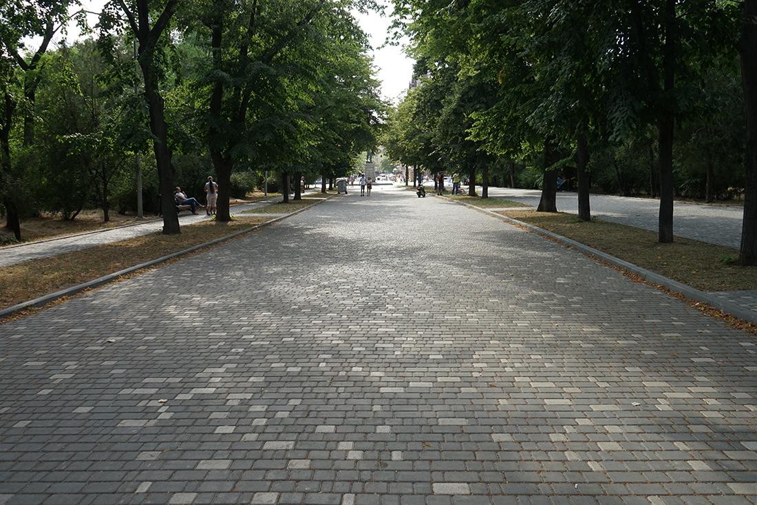منتزه شيفشينكو