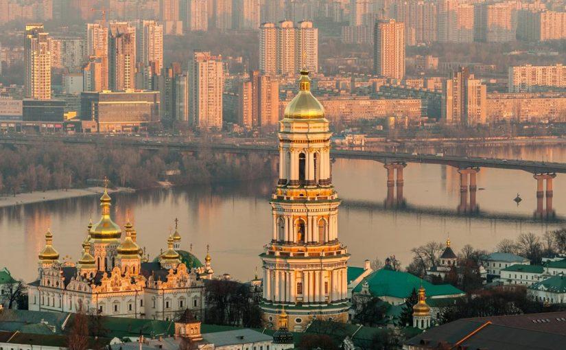 السياحة في اوكرانيا في الشتاء
