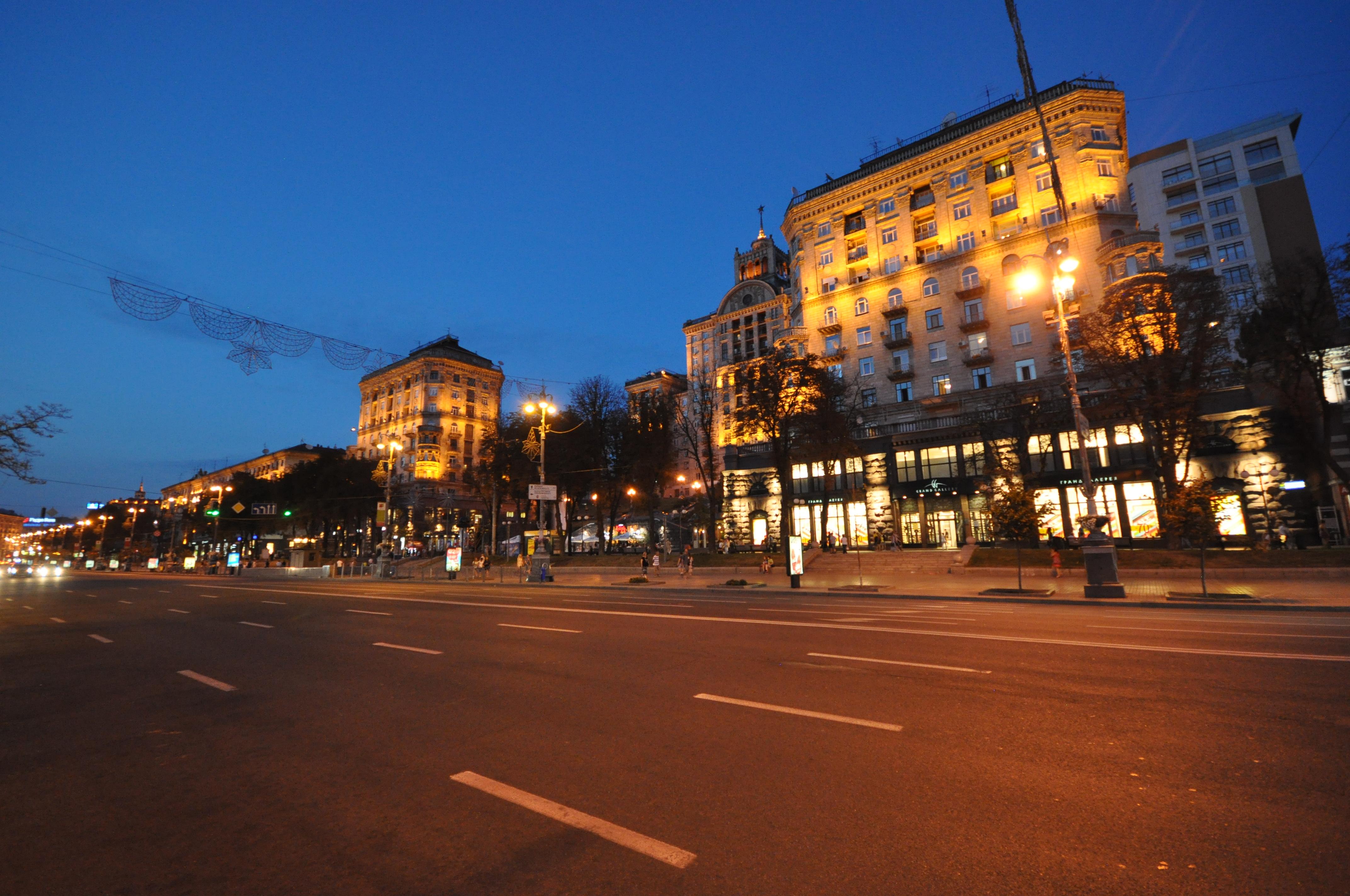 شارع خرشتشاتيك