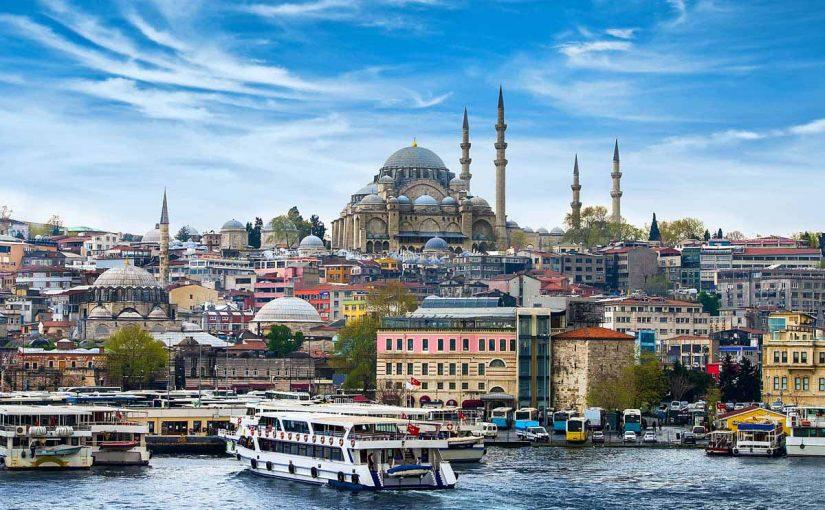 السياحة في اسطنبول 2020