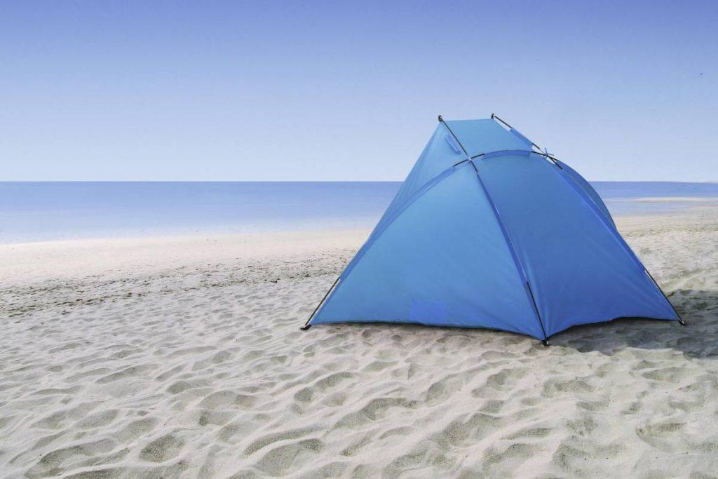 مخيم الشاطيء