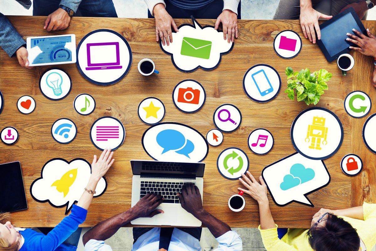 مفهوم وسائل الاتصال الحديثة