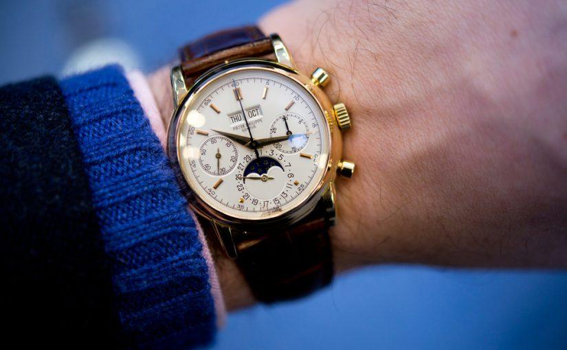تفسير ساعة اليد في المنام