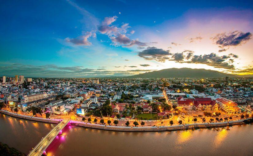 السياحة في تايدلاند شنغماي