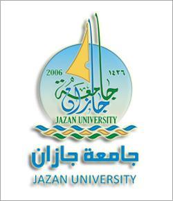 شعار جامعة جازان جديدة
