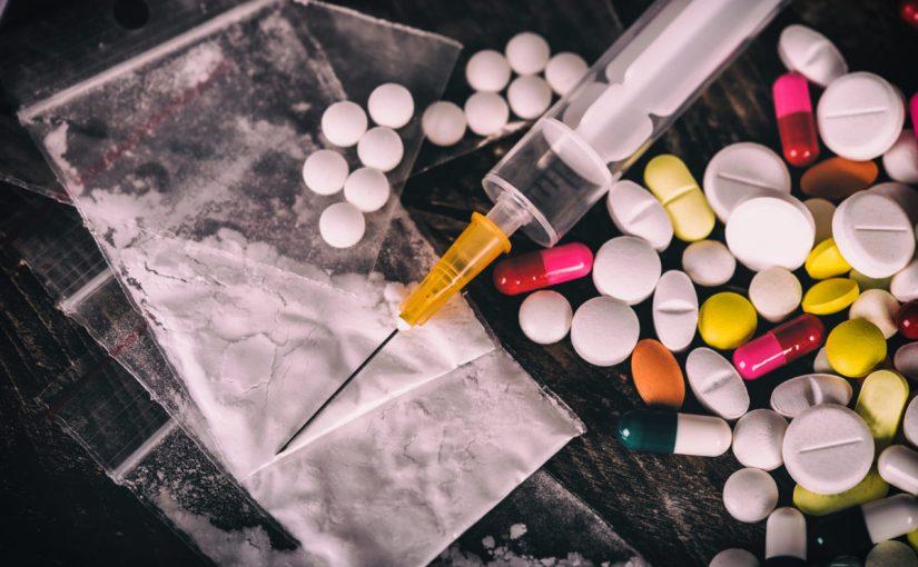 بحث علمي عن المخدرات موثق