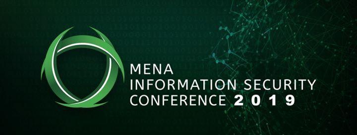 مؤتمر حلول أمن المعلومات لمنطقة الشرق الأوسط وشمال أفريقيا سبتمبر2019