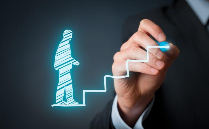 بحث عن شروط النجاح الوظيفي