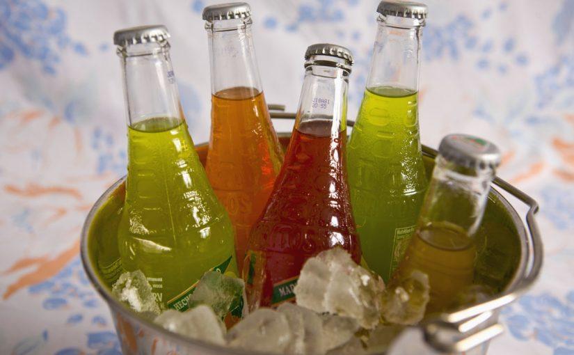 بحث عن المشروبات الغازية