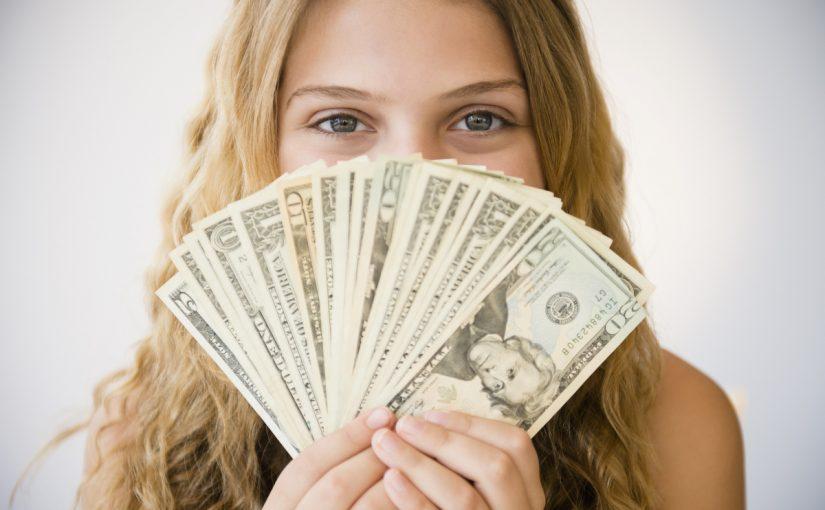 تفسير المال في المنام للعزباء