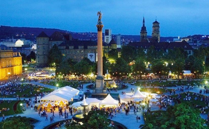 السياحة في ألمانيا شتوتغارت